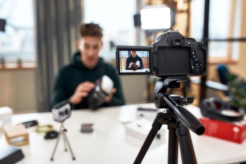 Film d'entreprise: presentation de produit