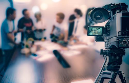 Agence audiovisuelle vidéo événement d'entreprise