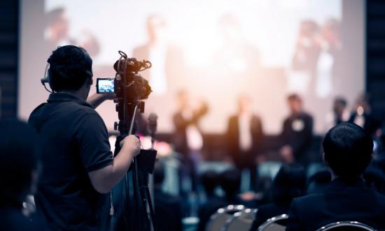 agence captation live à paris pour evenemet en entreprise
