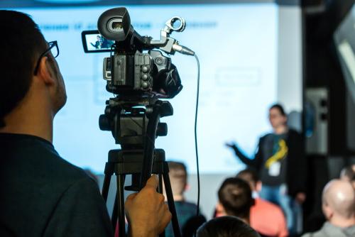 Filmer une conférence en live sur Youtube en Loire Atlantique 44