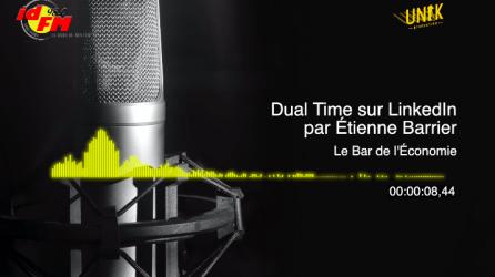 RADIO - Dual Time sur LinkedIn