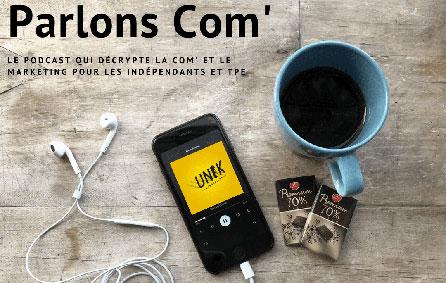 Parlons Com' le Podcast hebdomadaire