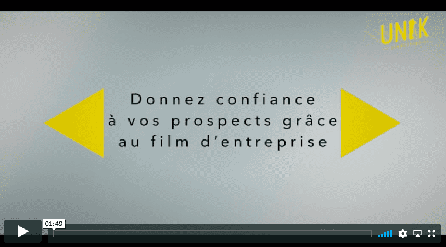 La vidéo donne confiance à vos prospects