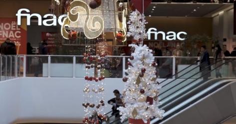 Captation vidéo pour le centre commercial O'Parinor