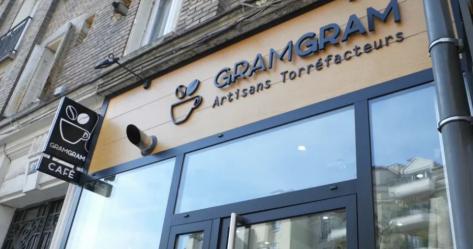 Vidéo de présentation de Gramgram