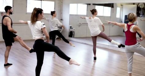 Vidéo de présentation pour la société Ballet Sculpt