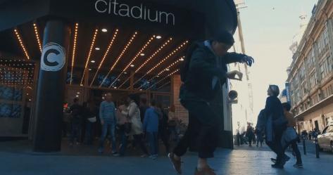 Publicité vidéo Citadium